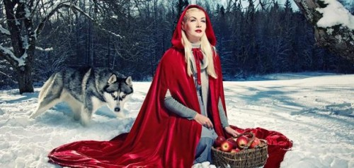 ليلى والذئب by braah - Illustrated by براءة - Ourboox.com