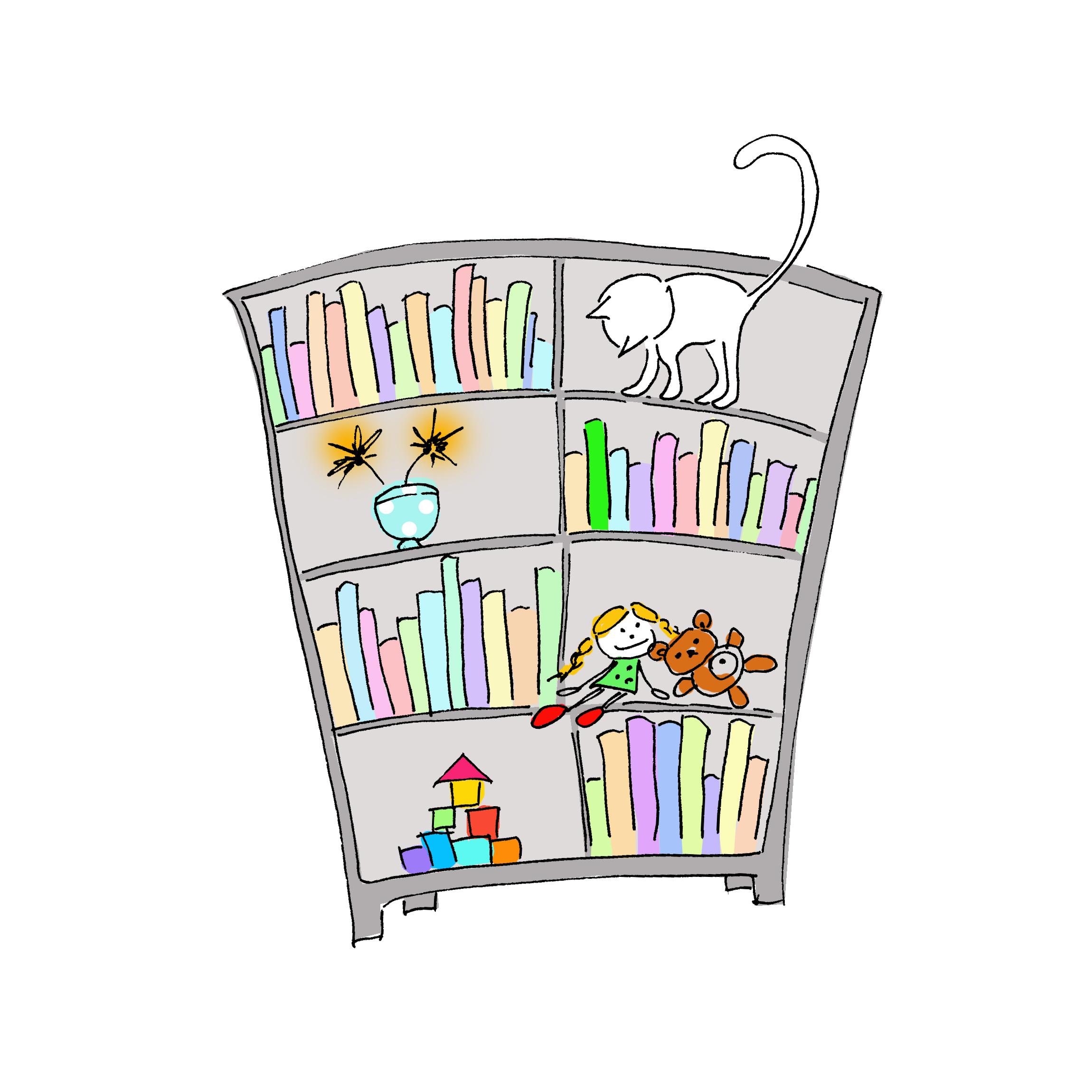 Мими&Китти – 5 – Киттина книжка by Irena Brodeski - Illustrated by Irena Brodeski - Ourboox.com