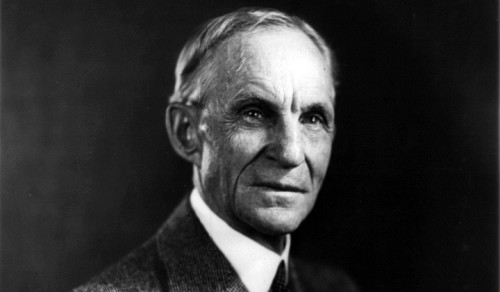 Henry Ford by Augustus Hartgrove - Illustrated by Google - Ourboox.com