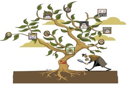 עבודת שורשים by omer aharoni - Illustrated by עומר אהרוני - Ourboox.com