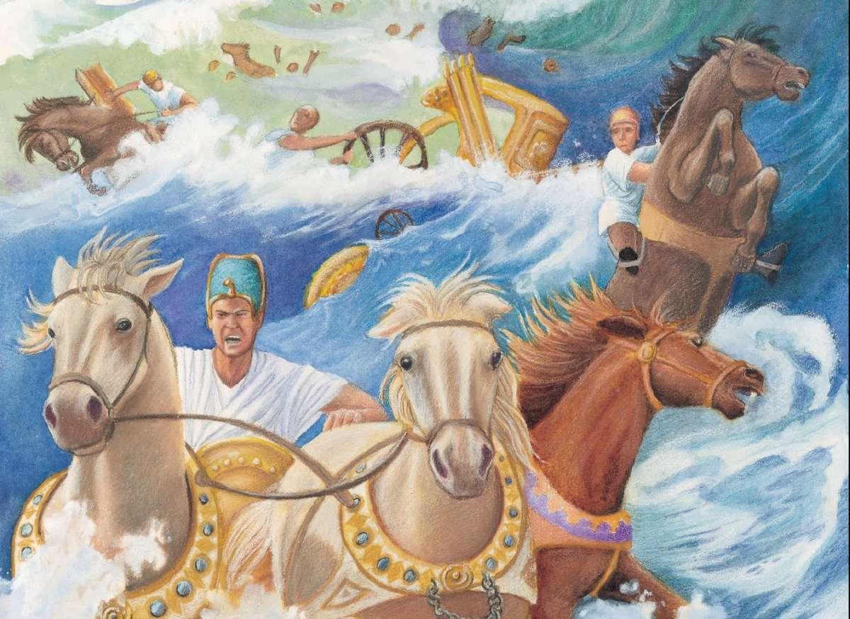 הגדה של פסח by viki f. - Illustrated by סיפור יציאת מצרים - Ourboox.com