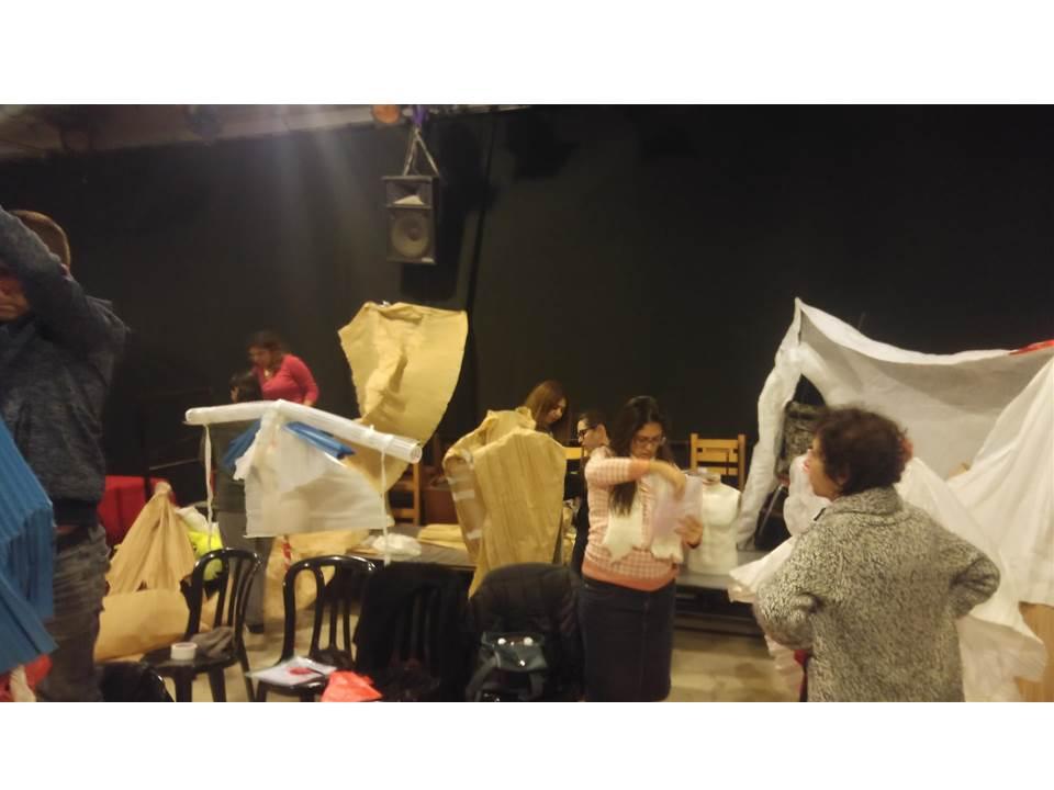 """אומנות ככלי ללמידה משמעותית ויוצרת עניין – פסג""""ה בת-ים תשע""""ז 2017 by אילן  - Ourboox.com"""