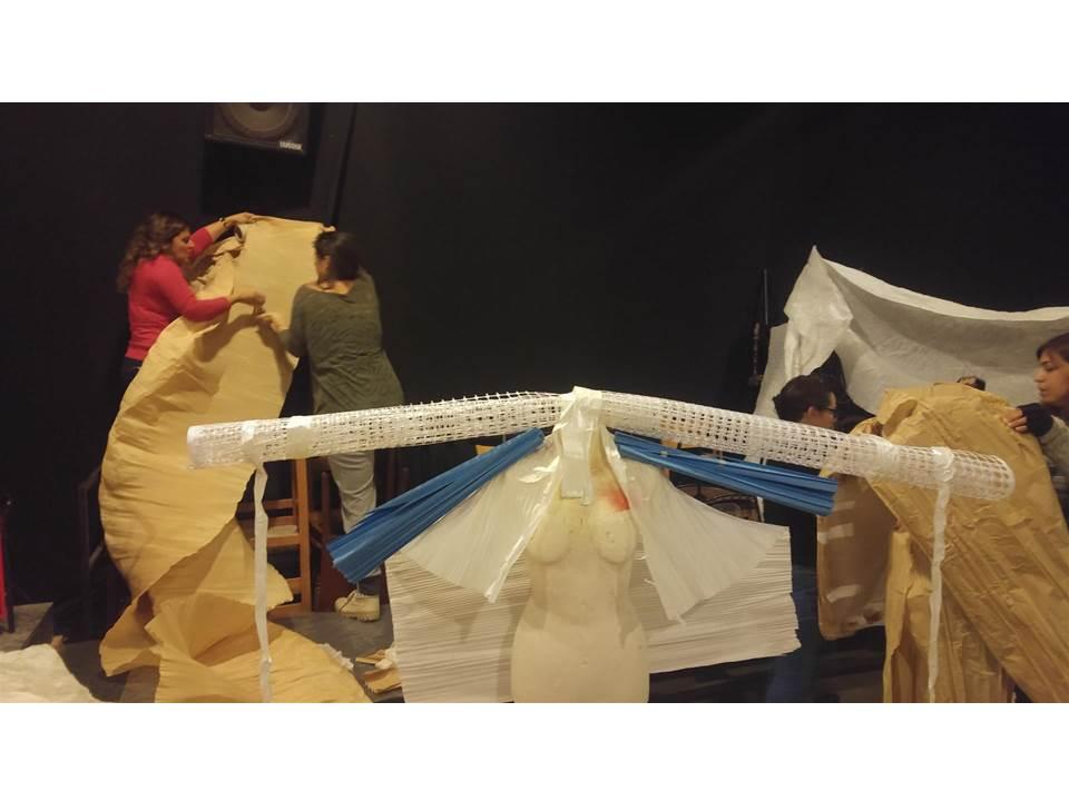 "Artwork from the book - אומנות ככלי ללמידה משמעותית ויוצרת עניין – פסג""ה בת-ים תשע""ז 2017 by אילן  - Ourboox.com"