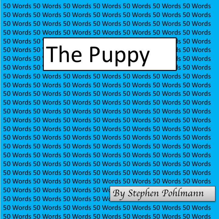 Artwork from the book - 50W – Puppy by Stephen Pohlmann - Ourboox.com