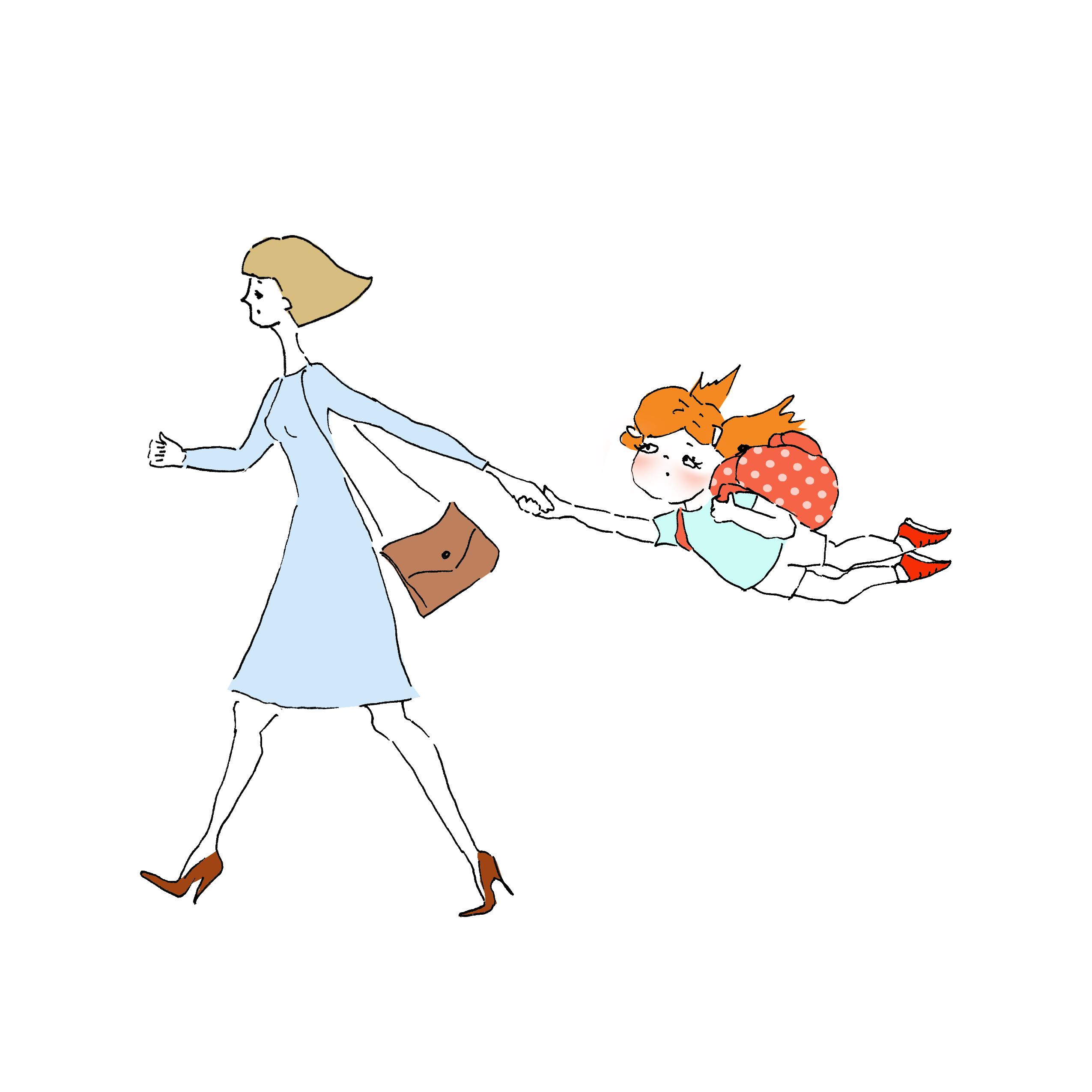 מימי&קיטי – 10 – מימי מאחרת by Irena Brodeski - Illustrated by Irena Brodeski - Ourboox.com