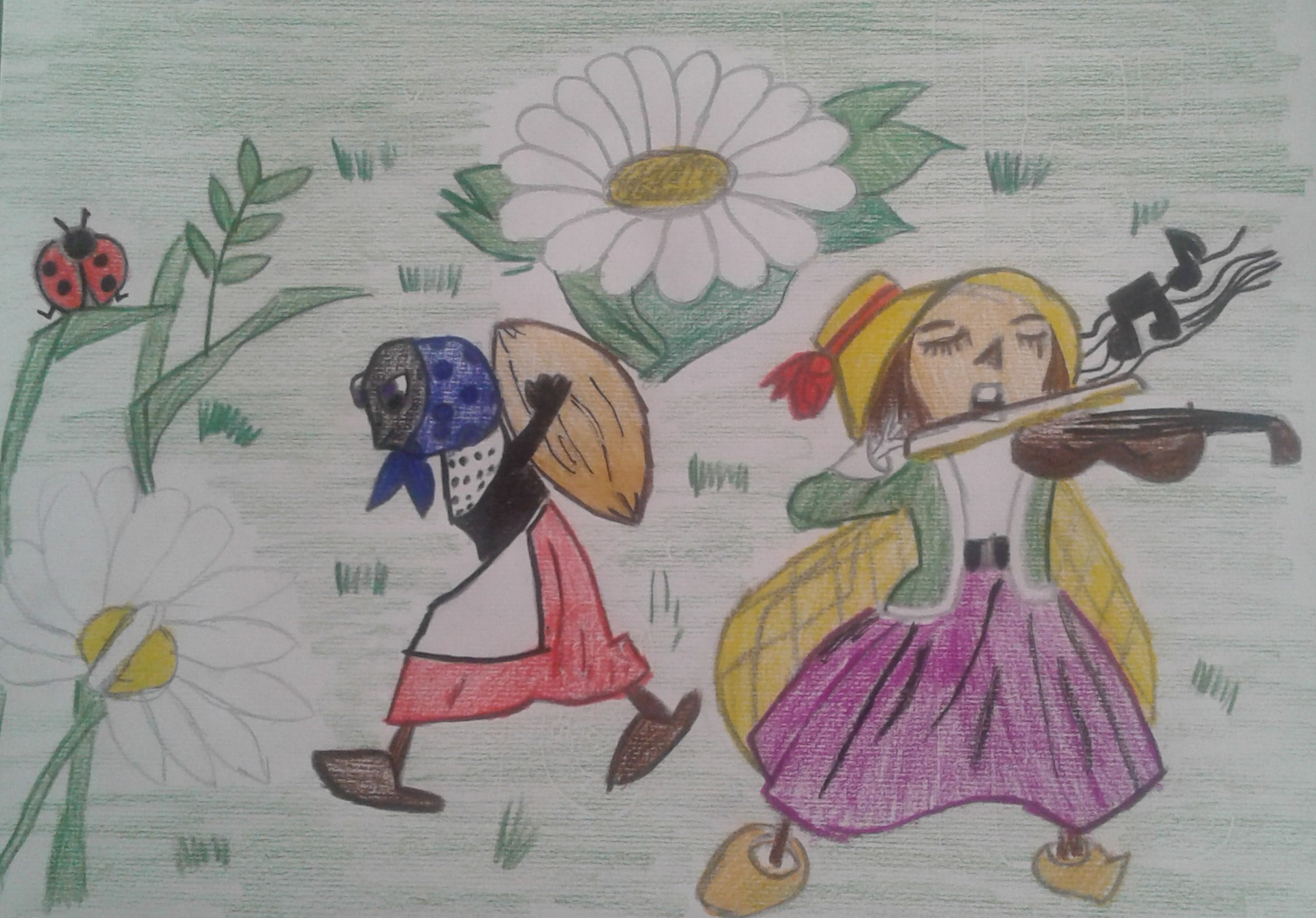 Artwork from the book -  by Prima A (Tedesco- Frazzitta) - Ourboox.com
