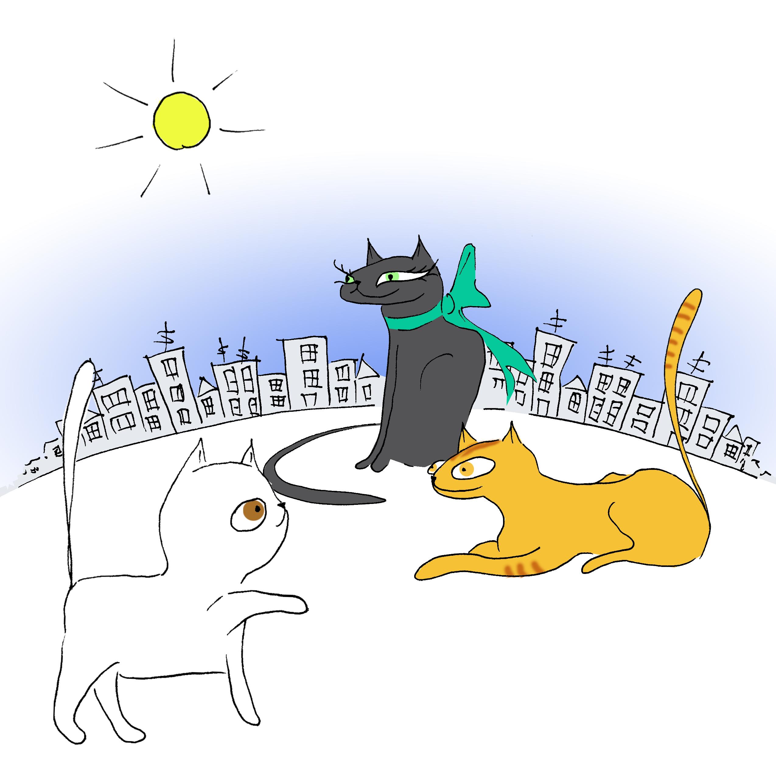 Мими&Китти – 16 – Мими хочет быть знаменитой by Irena Brodeski - Illustrated by Irena Brodeski - Ourboox.com