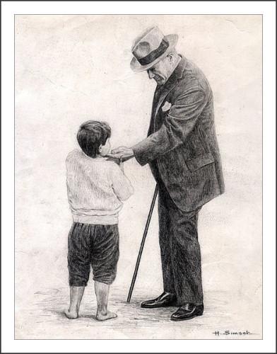 Atatürk'ten Çocuklara
