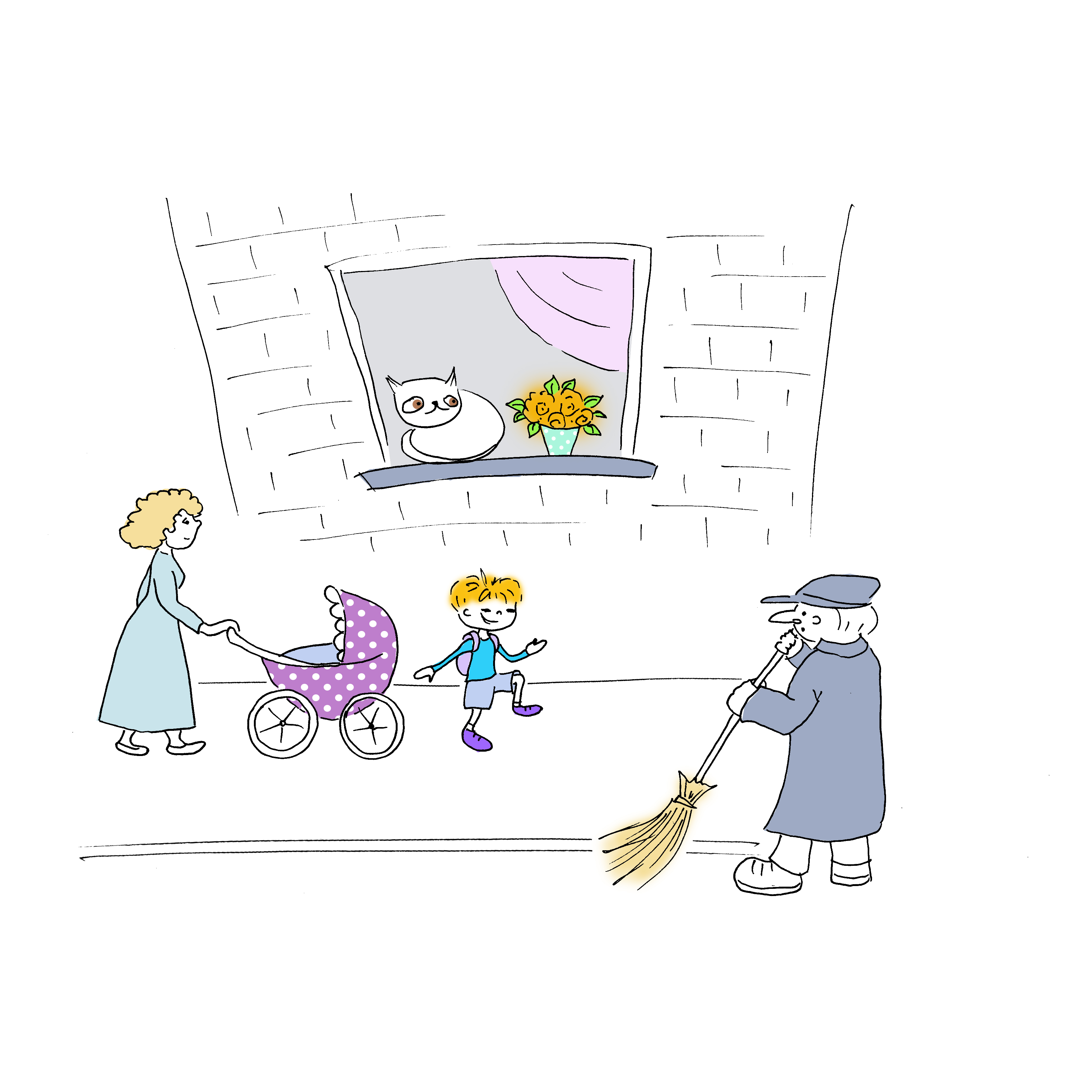 Мими&Китти – 14 – Китти учится быть смелой by Irena Brodeski - Illustrated by Irena Brodeski - Ourboox.com