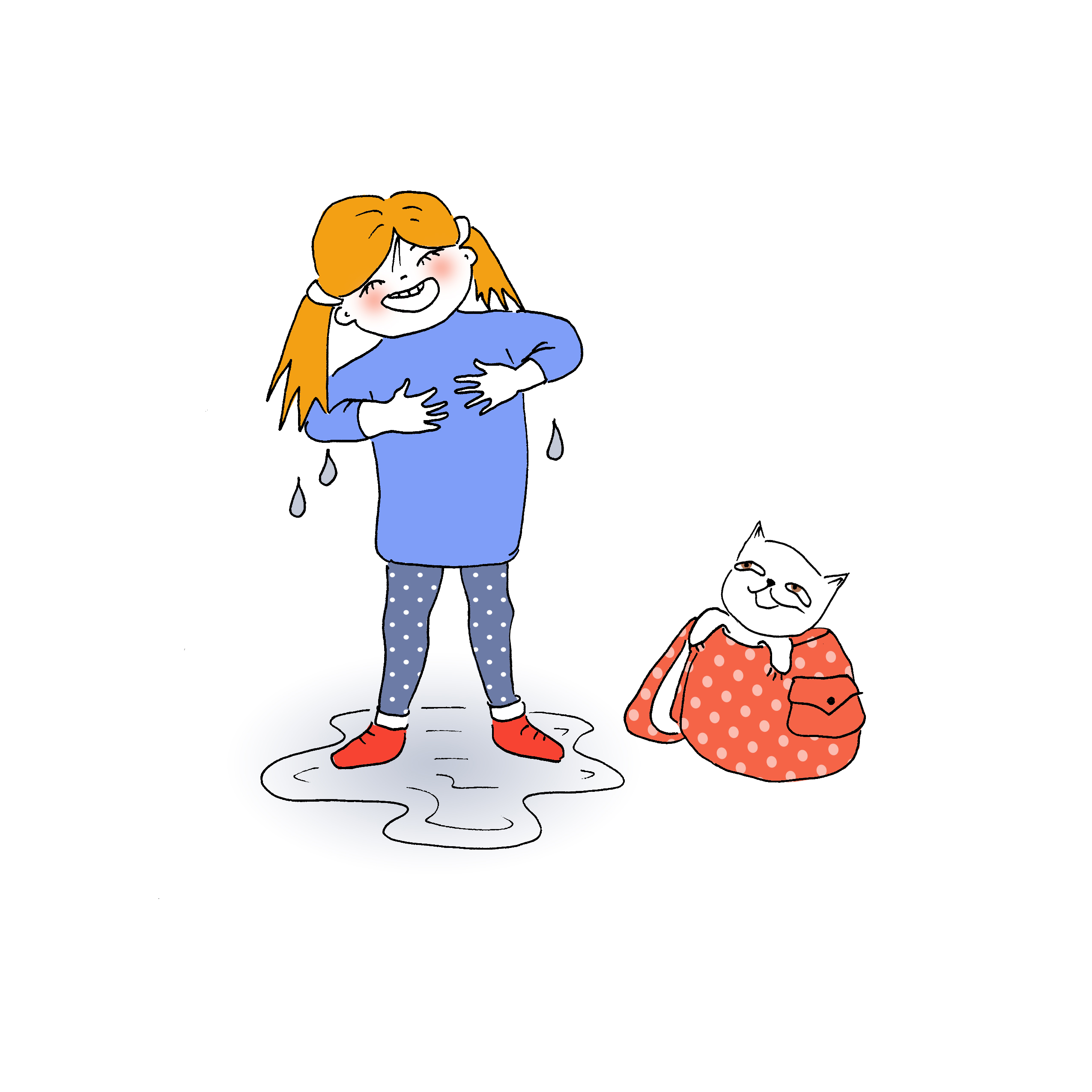 Мими&Китти – 12 – Почти by Irena Brodeski - Illustrated by Irena Brodeski - Ourboox.com
