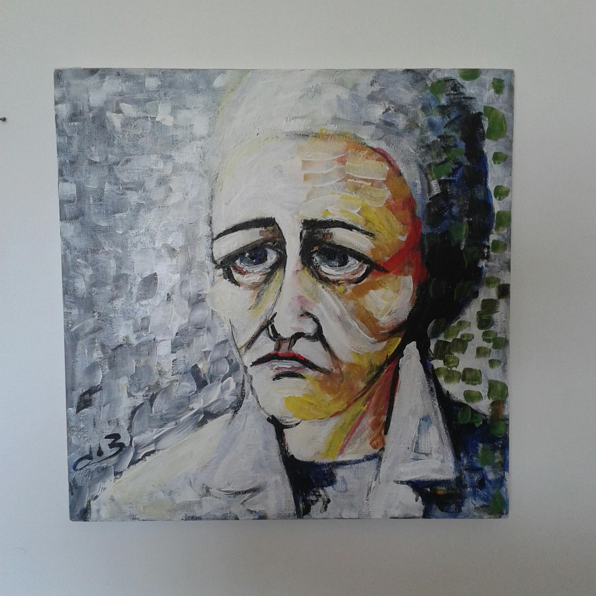 ציורים באקריליק – ציפורה בראבי by tsipi baravi - Illustrated by ציפורה בראבי - Ourboox.com