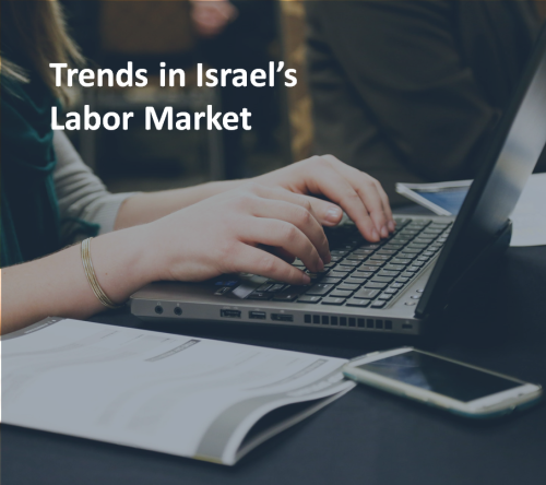 Artwork from the book - Trends in Israel's Labor Market by The Taub Center - Ourboox.com
