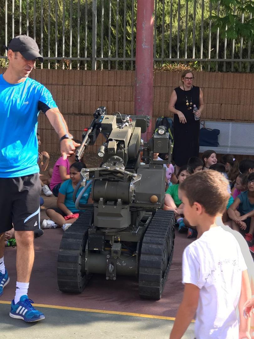 יום שיטור קהילתי לשכבות א'-ד' בבית ספר שיזף אור יהודה by אילן  - Ourboox.com