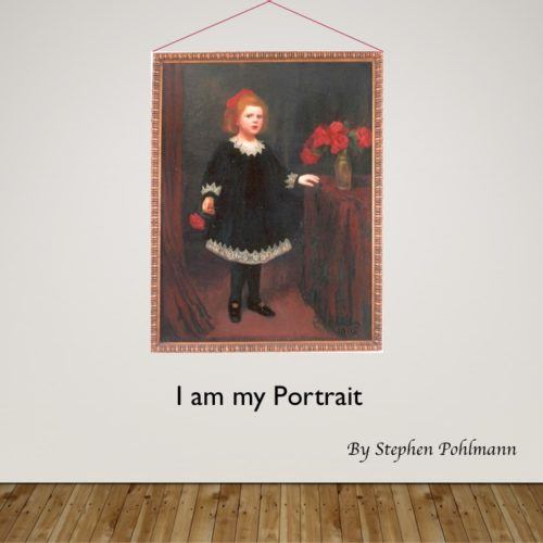 I am my Portrait by Stephen Pohlmann - Illustrated by Professor Vratislav Nechleba - Ourboox.com