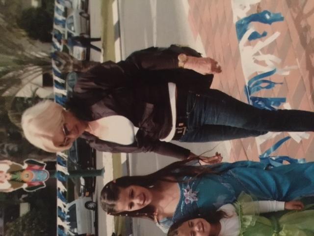 אני וסבתא שושנה