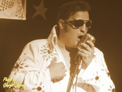 Artwork from the book - אלביס הישראלי ELVIS by motekoo chal - Ourboox.com