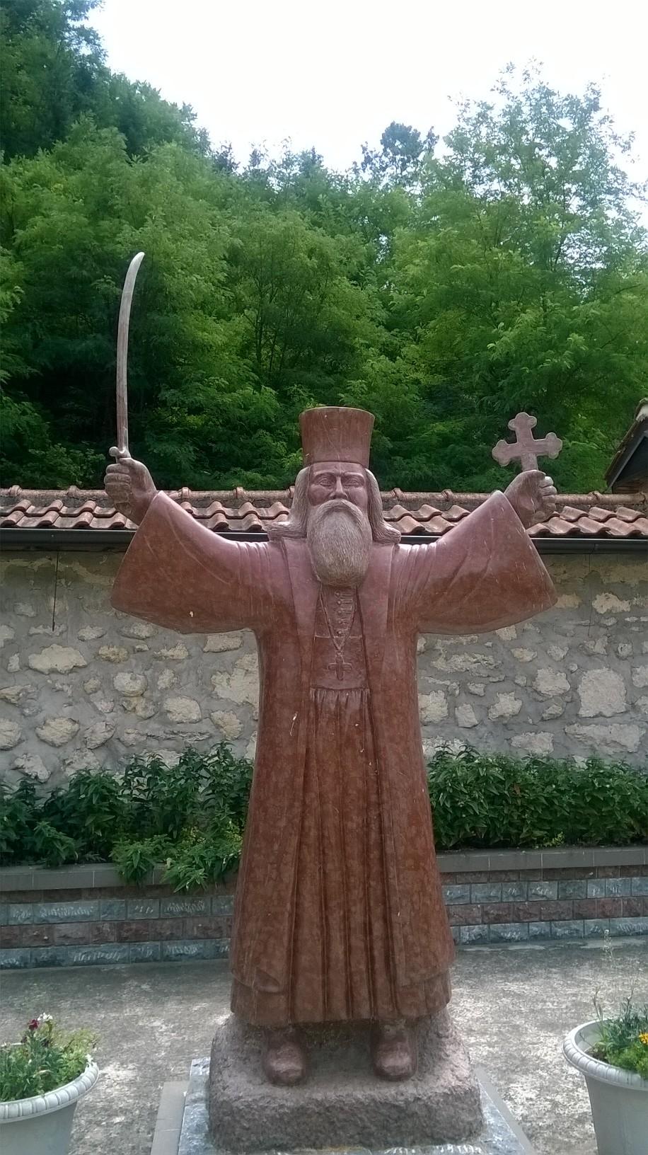обновитељ манастира два пута