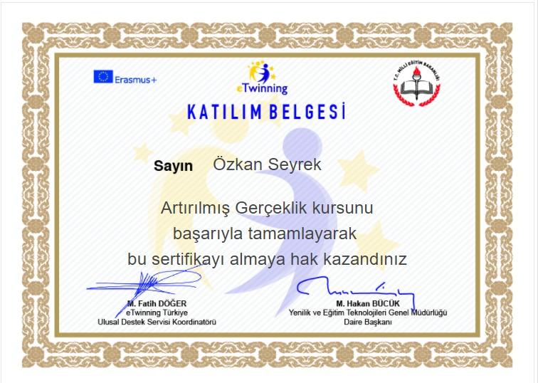Etwinnigonline Kurs Belgelerim. by ozkaan - Illustrated by Özkan SEYREK - Ourboox.com