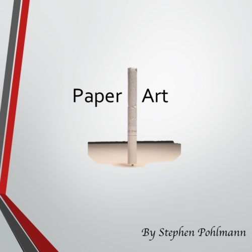 Artwork from the book - Paper Art by Stephen Pohlmann - Ourboox.com
