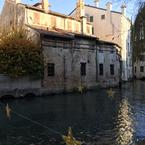 Artwork from the book - A December Day in Beautiful Treviso by Mel Rosenberg - מל רוזנברג - Ourboox.com