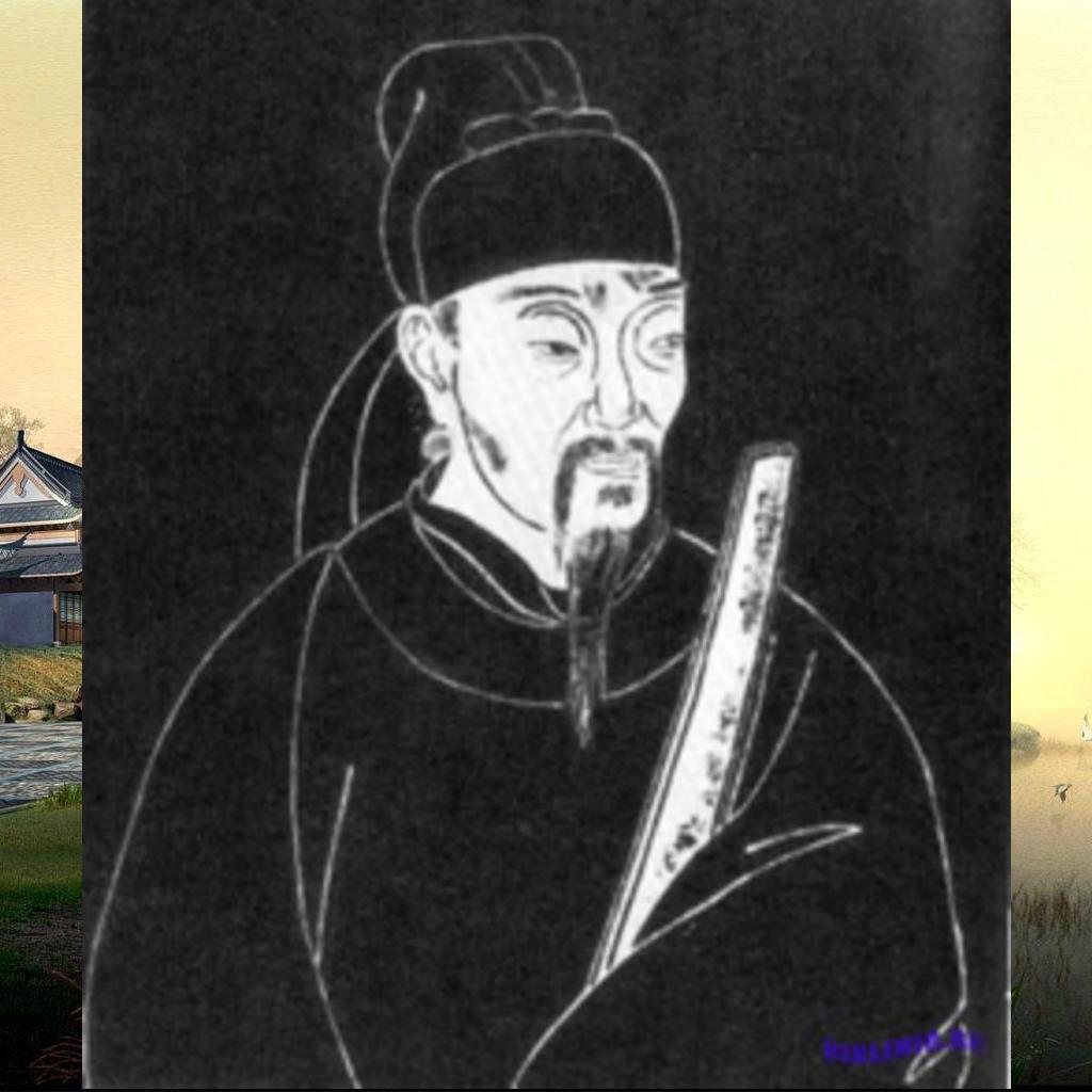 Artwork from the book - Du Fu by Karina Hramowa - Ourboox.com