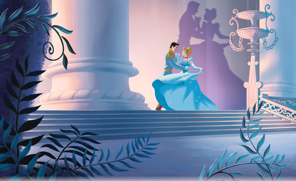 Cinderella's Story – Disney Princess by ColoringPagesOnly.Com  - Ourboox.com