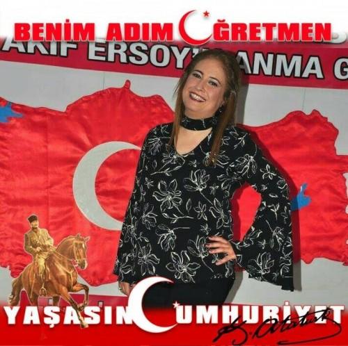 Artwork from the book - İyiki Öğretmenim by Neslihan UÇAROĞLU - Ourboox.com