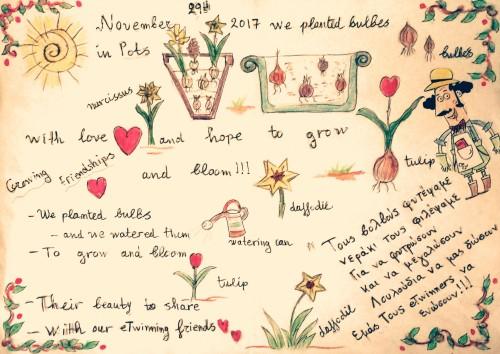 Mini-books of Gardening
