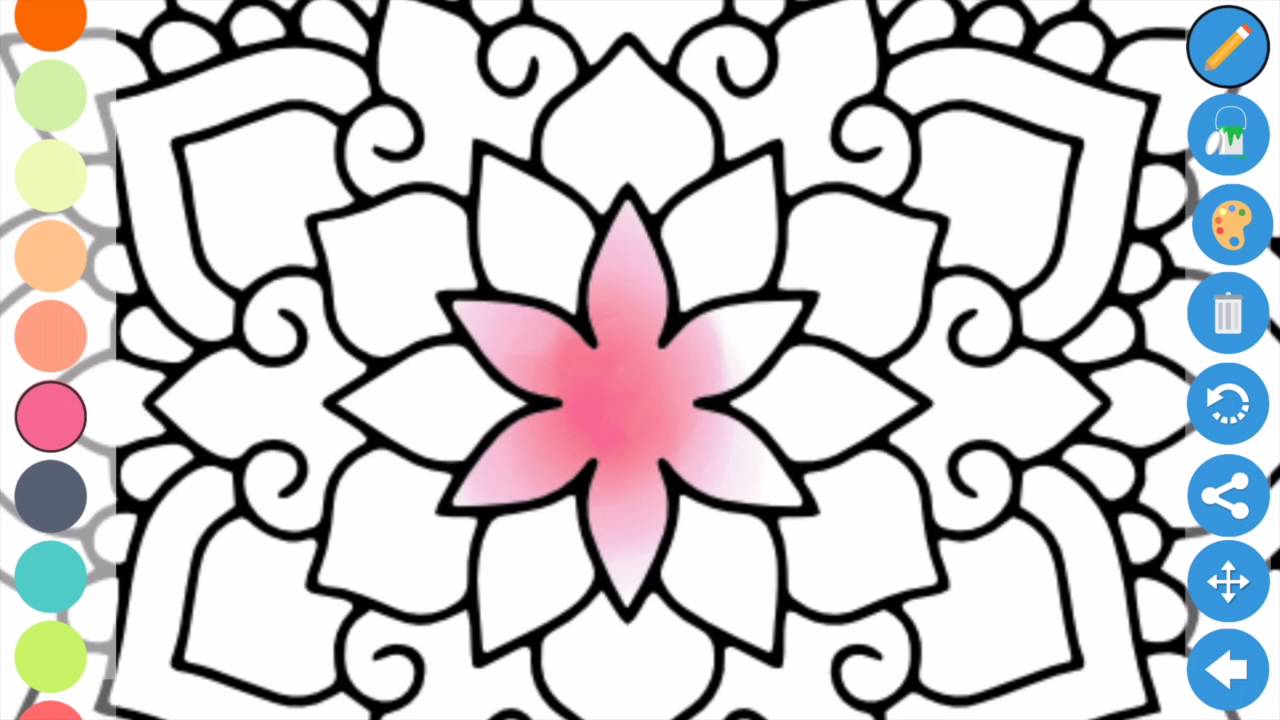 Exploring The Mobile Coloring Apps by ColoringPagesOnly.Com  - Ourboox.com