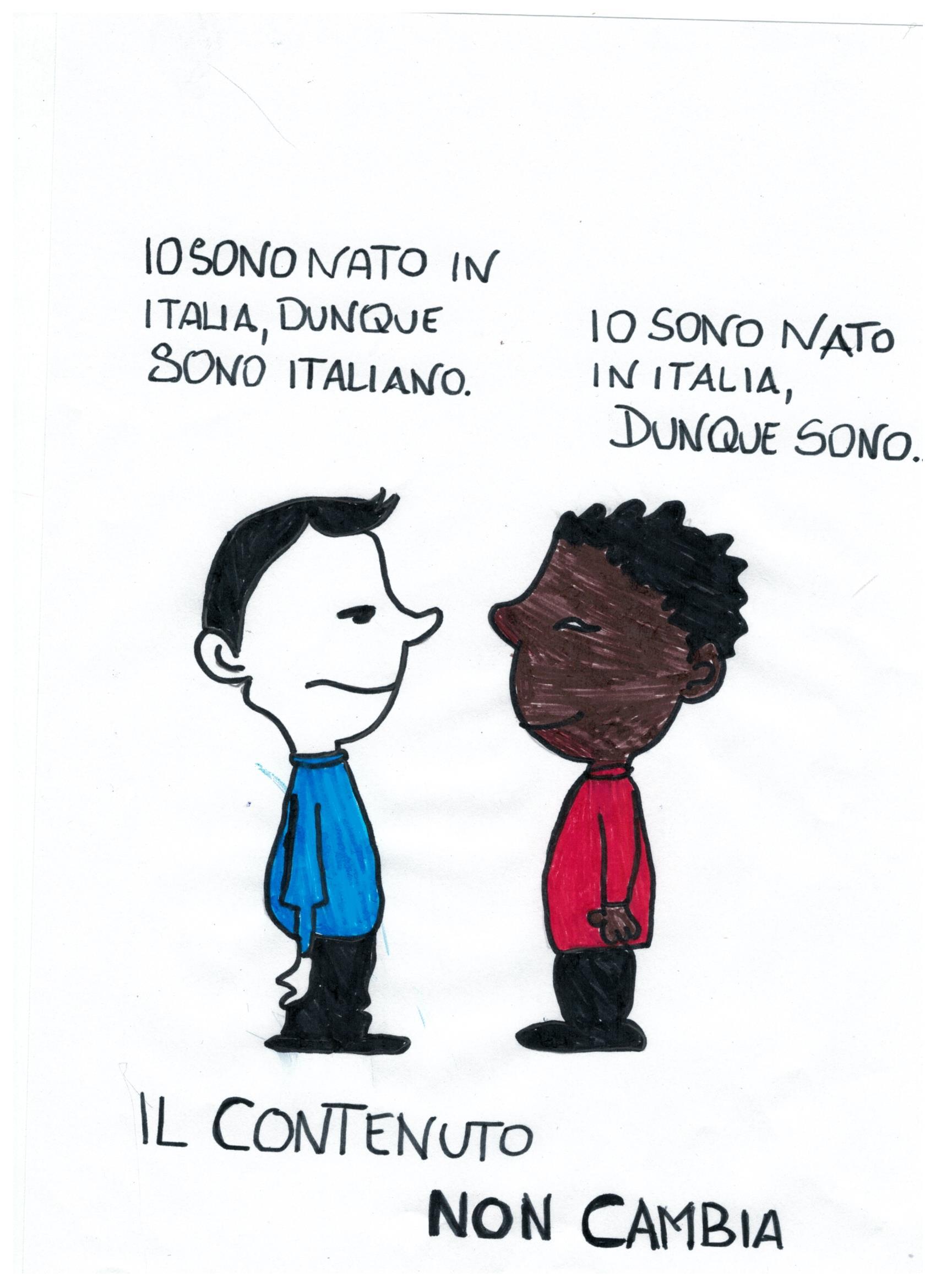 """""""CONFINI E MURI"""": IL DIRITTO ALLA COMPRENSIONE E ALL'UNIONE TRA I POPOLI. IL RAZZISMO by Marco Cacciolo; Costanza Liprino - Ourboox.com"""