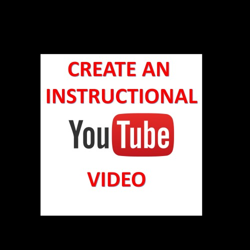 Create A Youtube Instructional Video Ourboox
