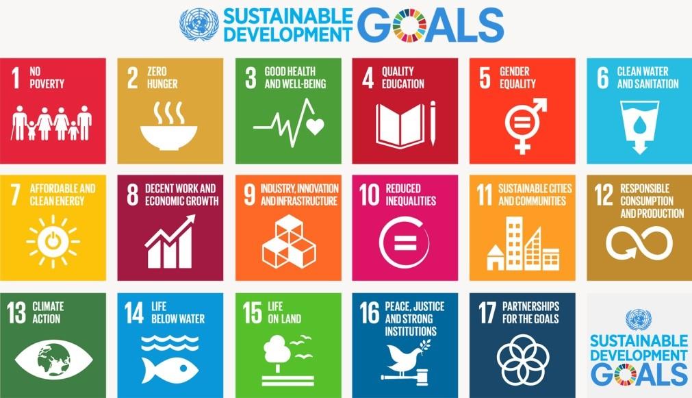 חדשנות ויזמות SDG by bella d - Illustrated by בלה דיעי - Ourboox.com