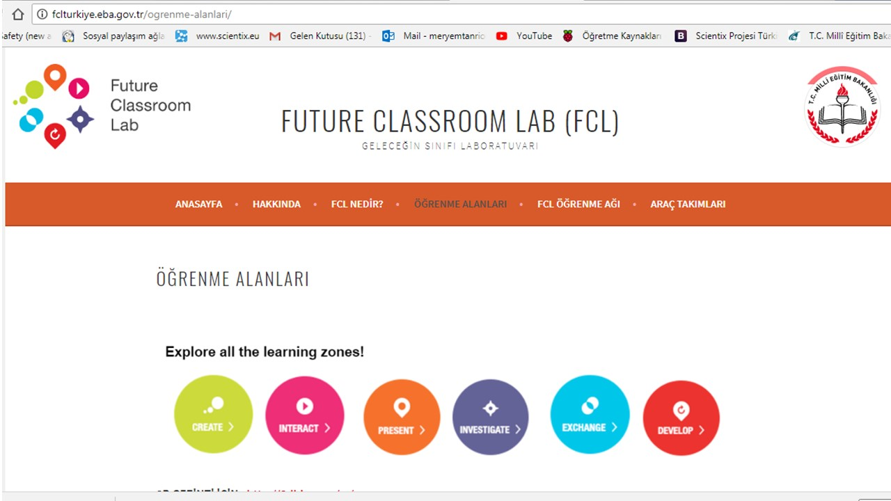 Artwork from the book - Future Classroom Lab (FLC) by mertwinning  - Ourboox.com