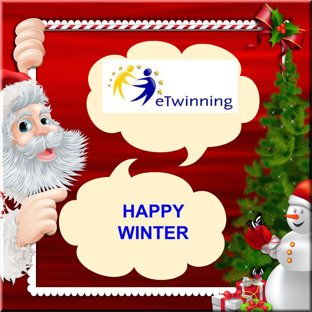 Happy Winter by Danguole - Ourboox.com