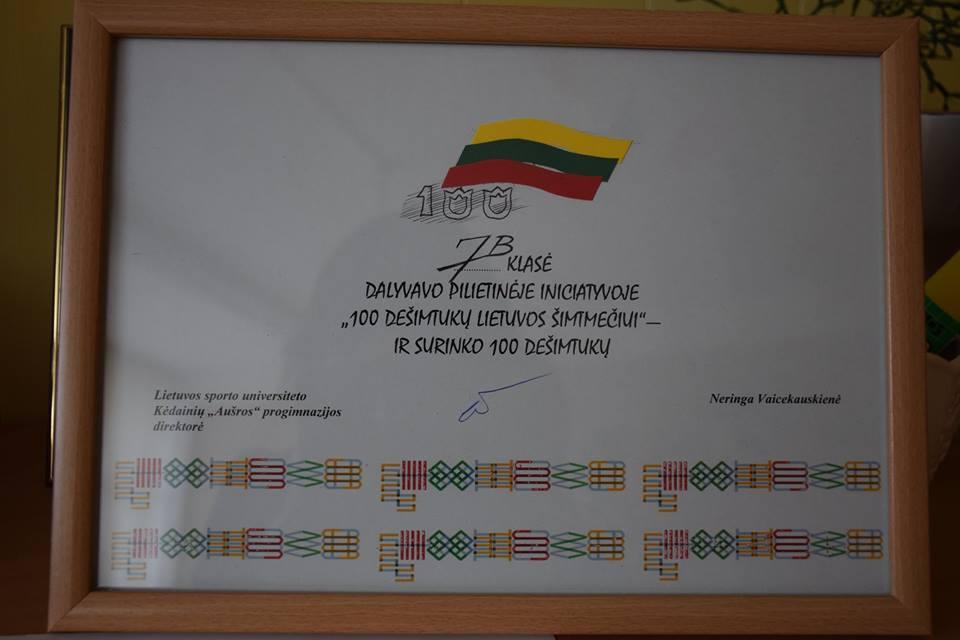 Mes tikrai mylim Lietuvą, ar mylit ją jūs? by Danguole - Ourboox.com