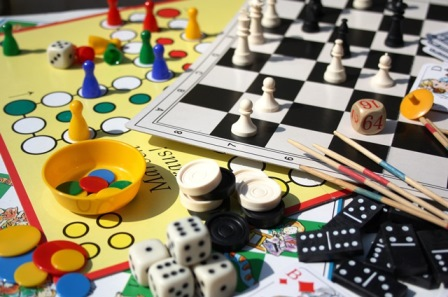 Our board games by Danguole - Ourboox.com