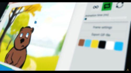אפליקציה ליצירת אנימציות by YSHAI - Illustrated by  ישי - Ourboox.com