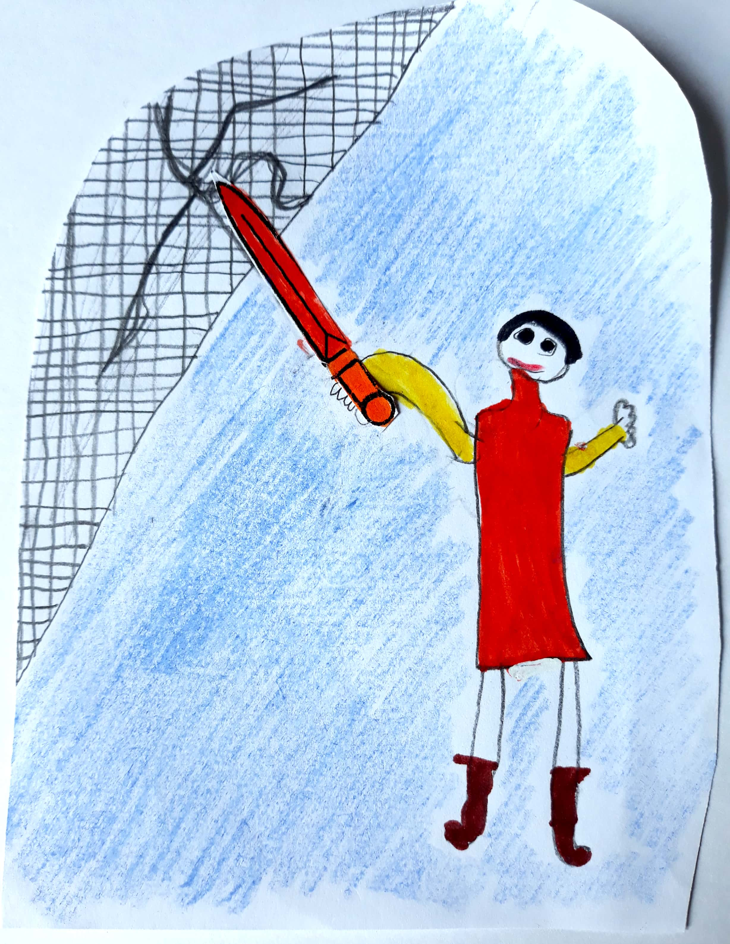 Artwork from the book - C'era una volta… by Lucia Addiechi - Ourboox.com