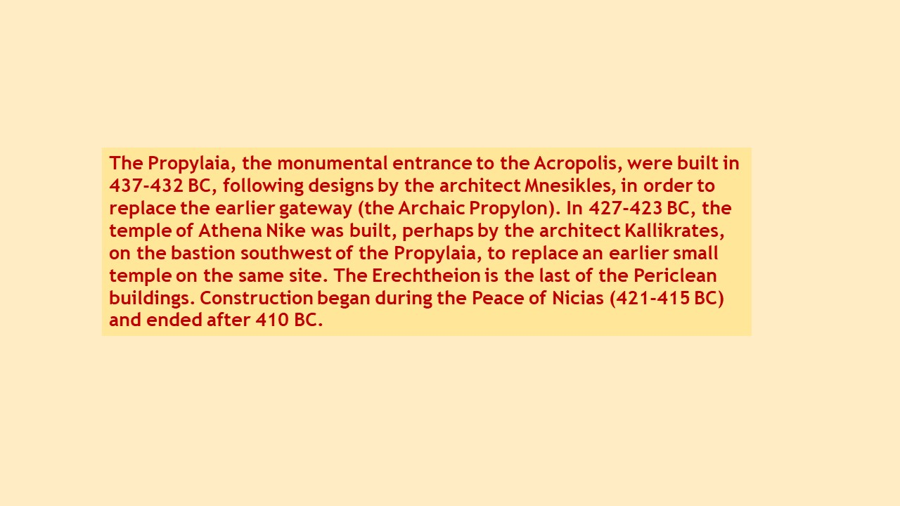 Propylaia, Athena Nike, Erechtheion by katerinavel - Ourboox.com