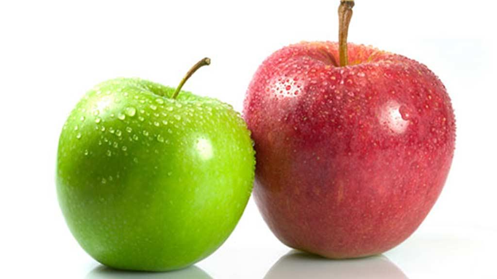 فوائد تناول التفاح صباحًا