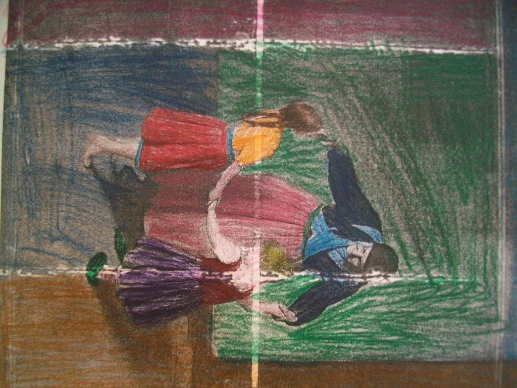 Artwork from the book - The games in art /An aspect of cultural heritage by katerinavel - Ourboox.com