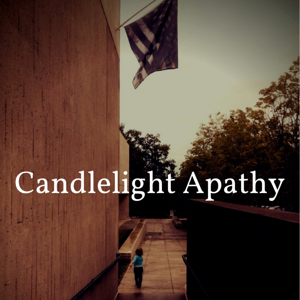 Artwork from the book - Candlelight Apathy by Jeffrey Barken - Ourboox.com