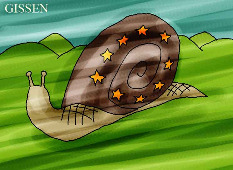 Artwork from the book - EUROPEADA by Givko Tenev - GISSEN - Illustrated by GIVKO TENEV - GISSEN - Ourboox.com