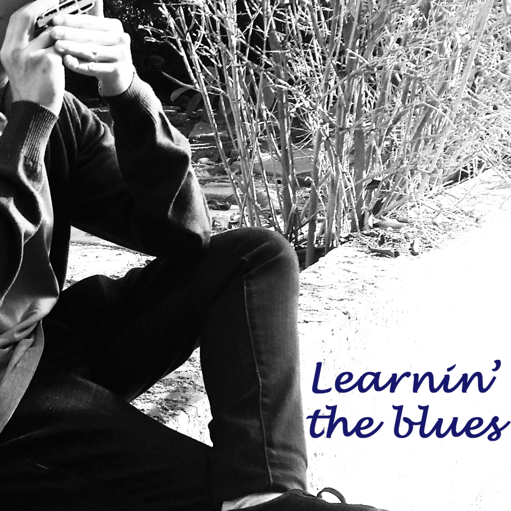 Learnin' the Blues by Nir Kligsberg - Illustrated by Nir K., Photograph: Assaph H. - Ourboox.com