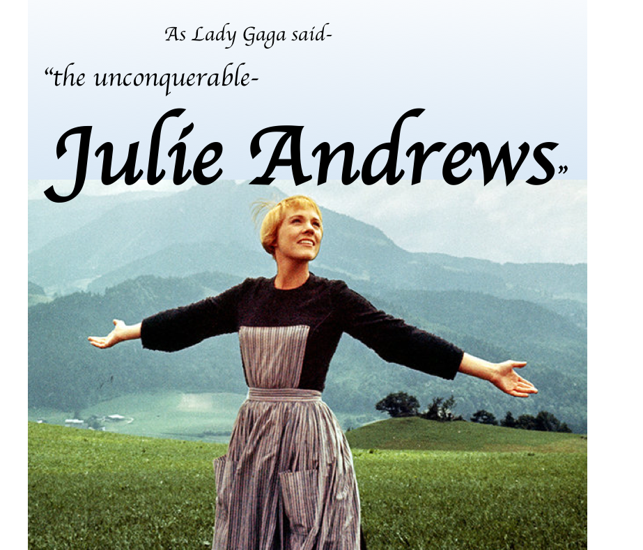 Artwork from the book - Julie Andrews by shir nissim - Ourboox.com