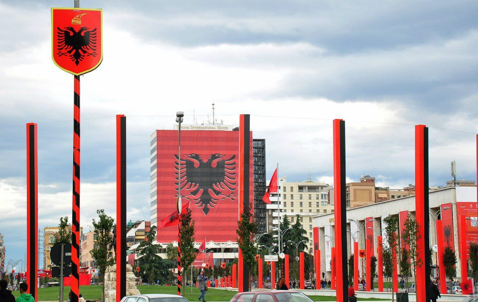 Happy Liberation Day Tirana by Donika Lici - Ourboox.com
