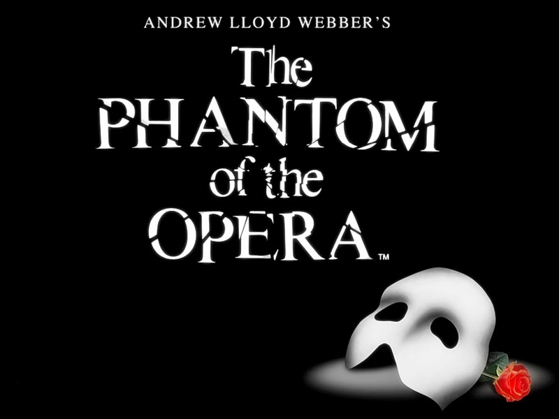 Artwork from the book - The Phantom Of The Opera by Ido Keinan - Ourboox.com