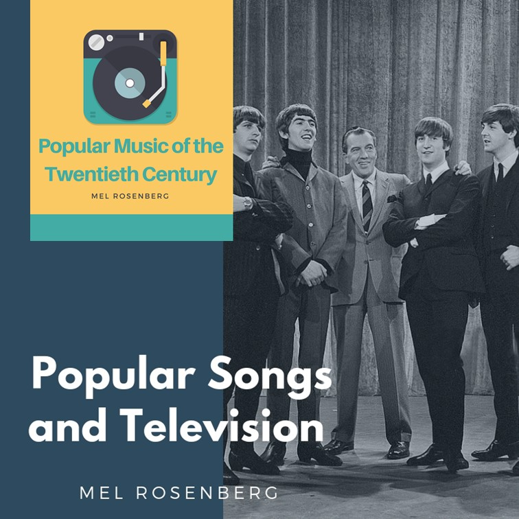 Artwork from the book - Popular Songs and Television by Mel Rosenberg - מל רוזנברג - Ourboox.com
