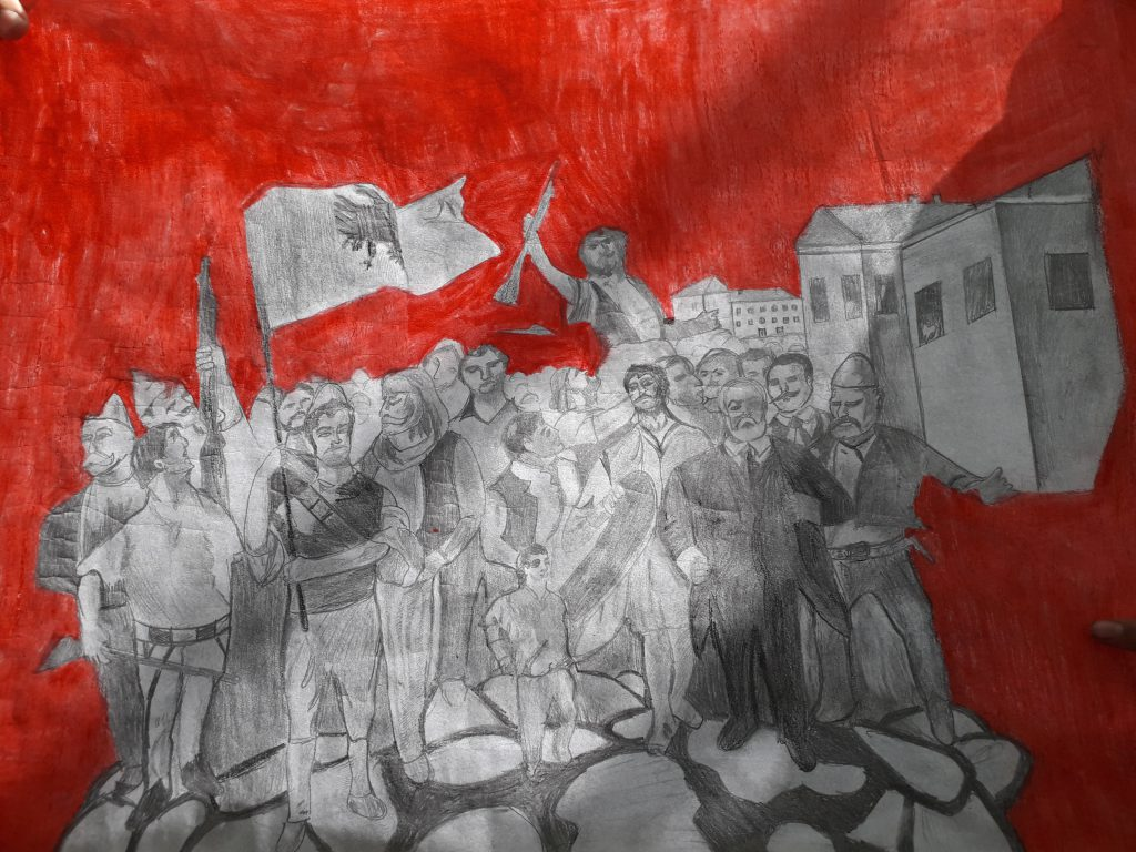 Albanian Indipendence Day by Donika Lici - Ourboox.com