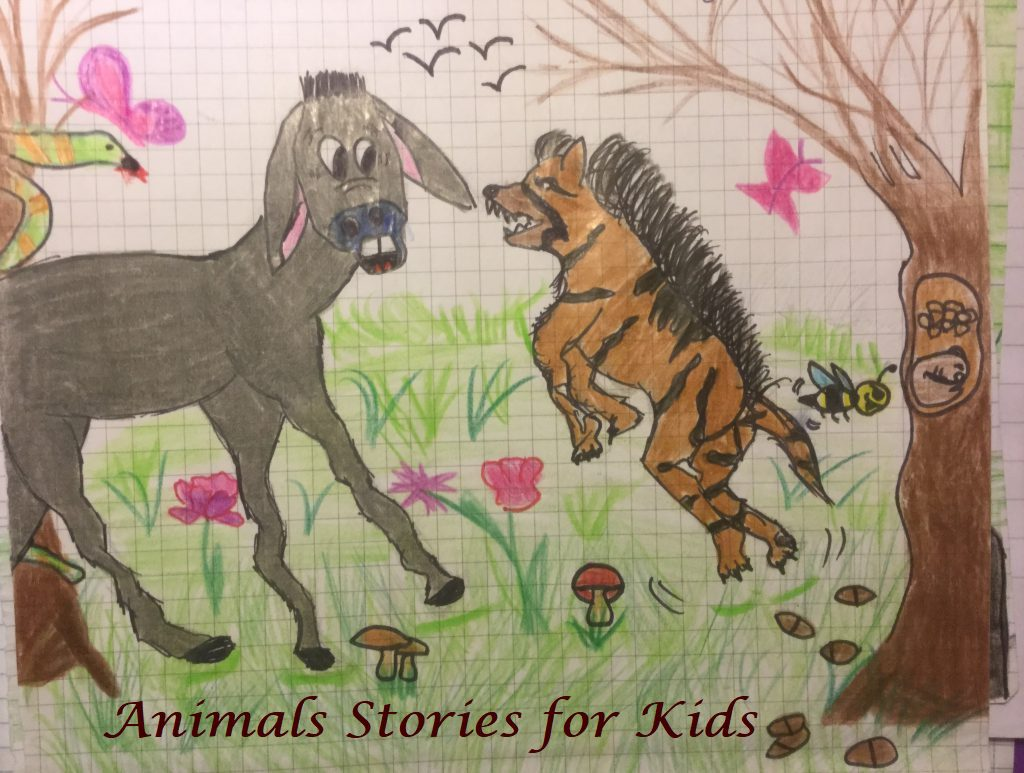 Animals stories for kids by Ornella Palazzo - Illustrated by The students of classes 1A/1B of Palombara Sabina school, Rome - Ourboox.com